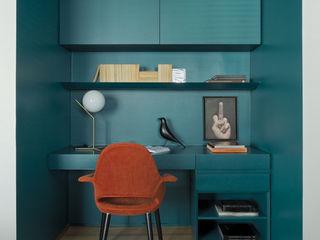 DIEGO REVOLLO ARQUITETURA S/S LTDA. Oficinas de estilo moderno