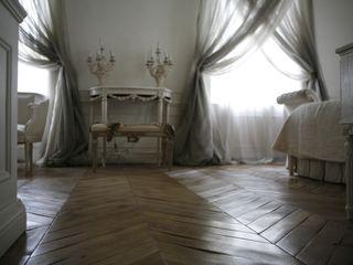 The Wood Alchemist - Simone Castelli Klassische Wohnzimmer