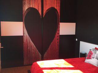 Decordesign Interiores СпальняШафи і шафи