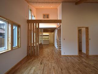木の家株式会社 Modern Houses Wood White