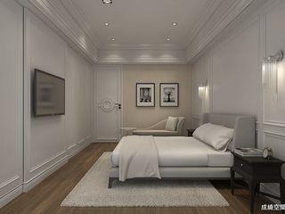 成綺空間設計 Quartos clássicos