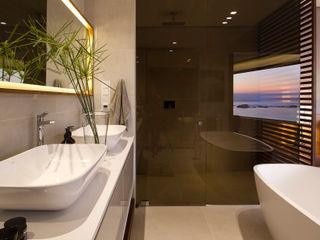 Clifton Apartment Make Architects + Interior Studio Modern bathroom