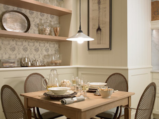 DEULONDER arquitectura domestica Dapur Klasik White