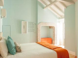 ShiStudio Interior Design Eclectic style hotels
