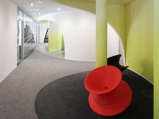 innen_architekten BALS + WIRTH Bangunan Kantor Modern