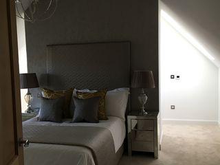 Plot 2 Durward Gardens, Kincardine O'neil, Aberdeenshire Roundhouse Architecture Ltd Modern style bedroom