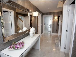 Make every room a new adventure..... Graeme Fuller Design Ltd Modern corridor, hallway & stairs