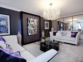 Make every room a new adventure..... Graeme Fuller Design Ltd Modern living room