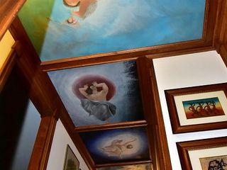 Gli Artigiani dei f.lli M.& S. Cordi snc Corridor, hallway & stairsAccessories & decoration Wood Brown