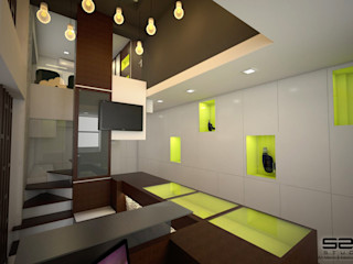 S2A studio Commercial Spaces
