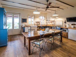 Casa di Campagna UAU un'architettura unica Cucina coloniale