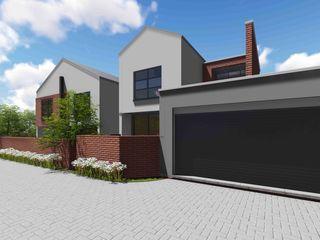 Swart & Associates Architects Maisons modernes