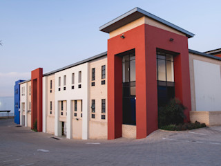 Swart & Associates Architects Espaces commerciaux modernes
