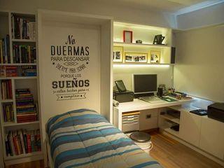 MinBai BedroomBeds & headboards Wood White