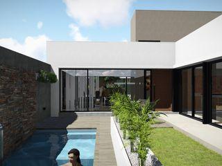 ARBOL Arquitectos Moderner Garten