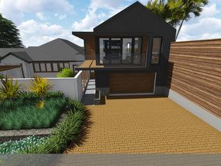 JLA - Jarrod Len Architecture Casas modernas