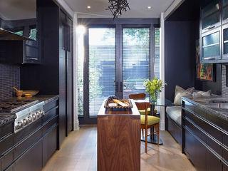 Victorian Modern Douglas Design Studio Kitchen Black
