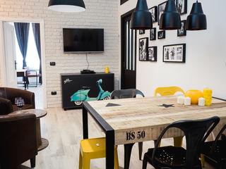 Progetti e caffè Dining roomAccessories & decoration Yellow