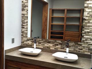 Base-Arquitectura Minimalist style bathroom
