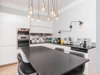 Pixcity 現代廚房設計點子、靈感&圖片