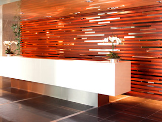 Commercial Projects Gracious Luxury Interiors Mediterranean style commercial spaces Red