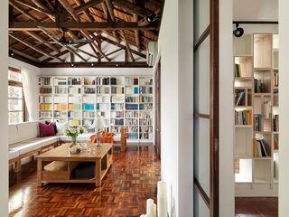 築築空間 Scandinavian style living room