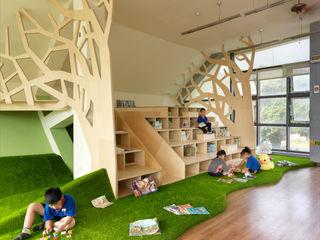 築築空間 Scandinavian style study/office