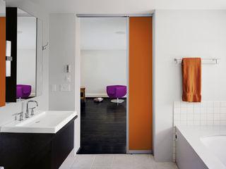 Raumplus BadezimmerSitzgelegenheiten Aluminium/Zink Orange