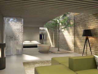 The Ark, Studio design storey Modern Oturma Odası