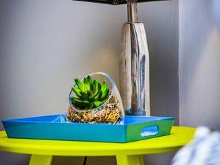 Bianca Ferreira Arquitetura e Interiores Commercial Spaces Multicolored