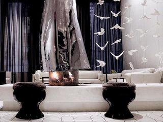 Joe Ginsberg Design Modern hotels Multicolored