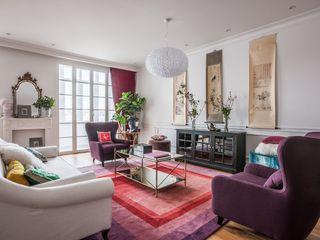 Atelier Interior 客廳