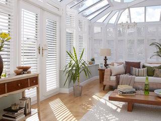 Conservatory Shutters Thomas Sanderson Modern Kış Bahçesi