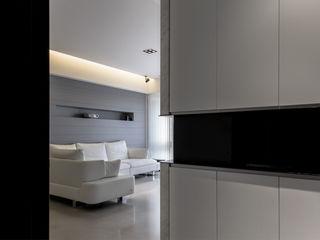 直譯空間設計有限公司 Modern living room