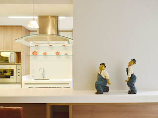 Roma Arquitetura Modern kitchen