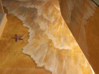 Moreno Licht mit Effekt - Lichtplaner Salle de bain méditerranéenne