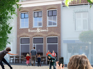 halma-architecten Modern offices & stores