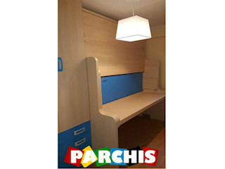 Muebles Parchis. Dormitorios Juveniles. Modern style bedroom