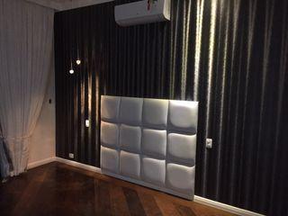 Samira Prado Moda Casa СпальняЛіжка та спинки Синтетичні Білий