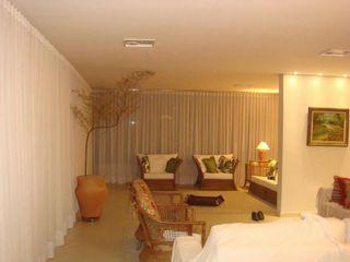 Samira Prado Moda Casa ВітальняАксесуари та прикраси Текстильна Бежевий