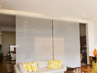 Samira Prado Moda Casa ВітальняАксесуари та прикраси Текстильна Білий