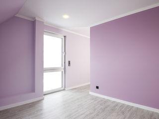 FARBCOMPANY Kamar Tidur Klasik Purple/Violet