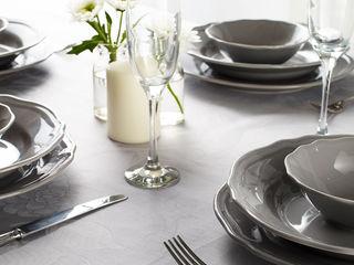 Kitchen and Dining by King of Cotton King of Cotton Sala de jantarAcessórios e decoração Algodão