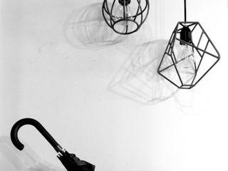 Artefactory Sala de estarIluminação Metal Metalizado/Prateado