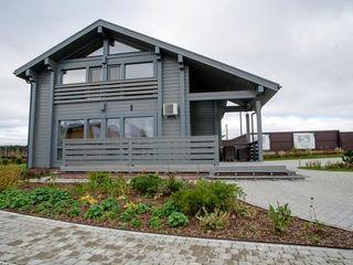 GOOD WOOD Moderne Häuser