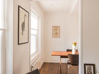 Primrose Pad Studio Mark Ruthven Minimalist dining room