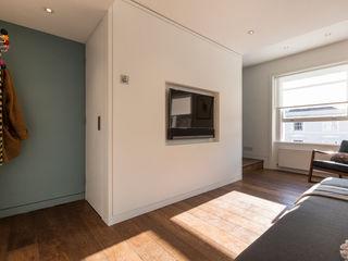 Primrose Pad Studio Mark Ruthven Minimalist living room