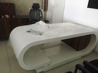 OFFICE : NEHRU COMPLEX, AMRITSAR TULI ARCHITECTS AND ENGINEERS Offices & stores MDF White
