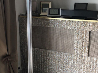 River Shell Teeth Radiator Covers ShellShock Designs Living roomAccessories & decoration Tiles Multicolored