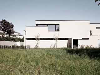 meier architekten zürich Modern houses White